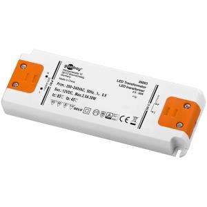 Toiteplokk LED 30W 12V, 2.5A