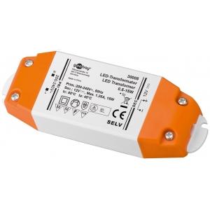 Toiteplokk LED 15W 12V, 1.25A