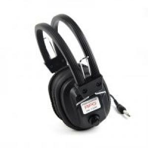 Kõrvaklapid Minelab RPG reguleeritava helitugevusega, 6.35mm jack