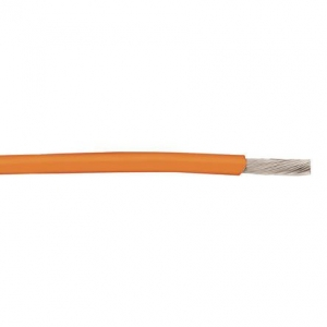 Montaažijuhe 0,82mm², oranž AWG18 UL1007/1569 305m