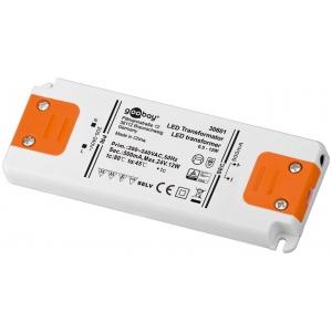Toiteplokk LED 12W 24V, 550mA