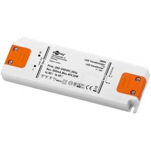 Toiteplokk LED 20W 24V, 500mA