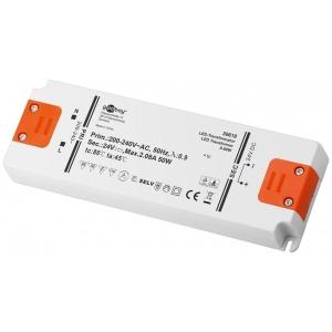 Toiteplokk LED 50W 24V, 2.08A