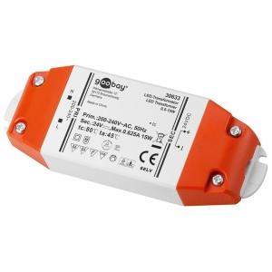 Toiteplokk LED 15W 24V, 625mA