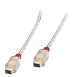 FireWire 800 kaabel 9 pin/ 9 pin, 0.3m