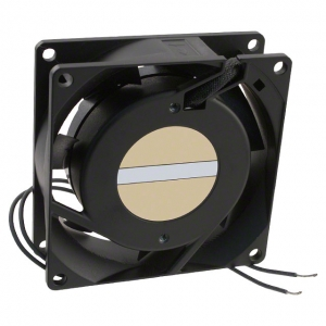 FAN 80x25T, 230VAC (WITH WIRES)