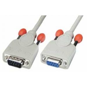 Serial kaabli pikendus DB9M/F 2.0m