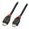 USB 2.0 kaabel Micro A - Micro B 1.0m, must