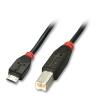 USB 2.0 kaabel Micro A - B 3.0m, must