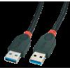 USB 3.0 kaabel A - A, 5.0m, must