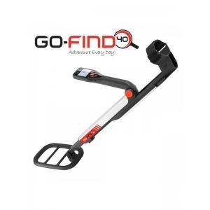 Metallidetektor Minelab GO-FIND 40 EN