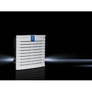 Ventilaator 230V 55m³/h filtriga 148.5x148.5mm IP54