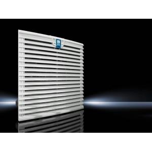 Ventilaator 24V DC 55m³/h filtriga 148.5x148.5mm IP54