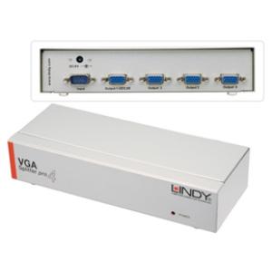 VGA splitter, 4 porti, 450.0mHz