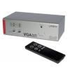 VGA + Audio switch, 2 sisse - 2 välja, UK otsaga toiteadapter