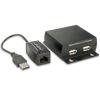 USB hiire ja klaviatuuri pikendaja kuni 300m läbi CAT5e/6