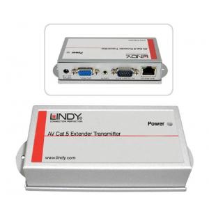 VGA + Audio pikendaja läbi CATx kaabli, kuni 250.0m (saatja)