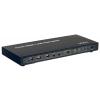 KVM switch: 4 porti, HDMI, 1080p, USB, Audio, Mikrofon, Kaugjuhtimispuldiga, USB hubi võimalus
