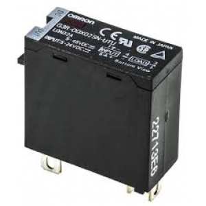SSR Pooljuhtrelee 5-32VDC, DIN-Rail, 2A 60VDC