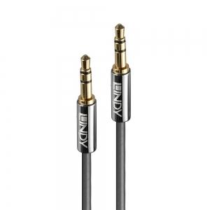 3.5mm kaabel 2.0m, kullatud kontaktid, CROMO