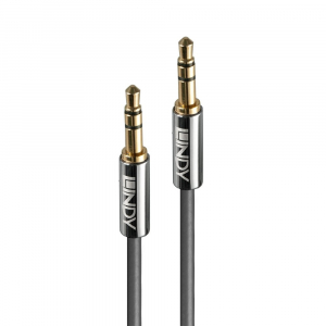 3.5mm kaabel 5.0m, kullatud kontaktid, CROMO