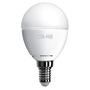 LED pirn, G45, E14 sokliga, 176-265V pingele, 6W(50W), 470 lumen, 2700K, 200 kraadi