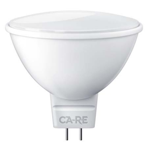 LED pirn, GU5.3 sokliga, 12V AC pingele, 6W(35W), 300 lumen, 2700K, 120 kraadi