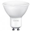 LED pirn, GU10 sokliga, 220-240V pingele, 4W(35W), 300 lumen, 2700K, 120 kraadi