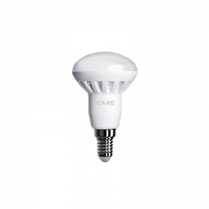 LED pirn, R50, E14 sokliga, 176-265V pingele, 5W(35W), 350 lumen, 2700K, 120 kraadi