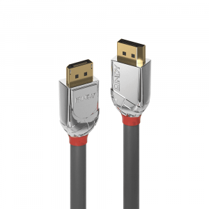 DisplayPort kaabel 1.0m, 1.4, 8K 7680x4320@60Hz, CROMO