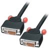 DVI-D Dual Link kaabel 1.0m, must