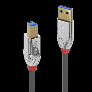 USB 3.0 kaabel A - B 0.5m, Cromo Line