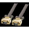 VGA kaabel 2.0m, Gold