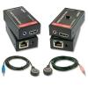 HDMI pikendaja + IR läbi CAT6 STP, kuni 40.0m
