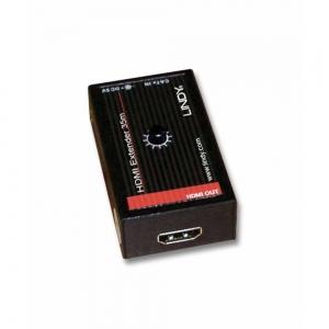 HDMI pikendaja läbi CAT5/6 (vastuvõtja), kuni 35m