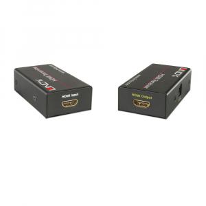 HDMI pikendaja läbi 2X CAT5e/6 kuni 30.0m