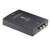 Konverter HDMI - CVBS/S-Video ja Stereo Audio