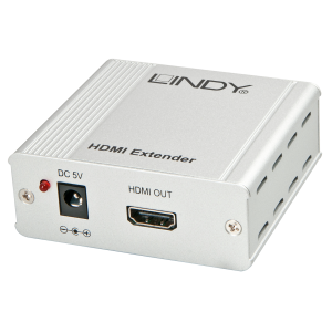 HDMI pikendaja läbi CAT6 (vastuvõtja), kuni 40.0m
