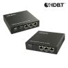HDMI pikendaja läbi cat6/7 4K, 2160p, kuni 100m