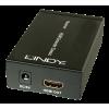 HDMI pikendaja läbi IP või CAT6 kaabli kuni 120.0m, 1080p (Vastuvõtja - kasutada koos LIN38137)