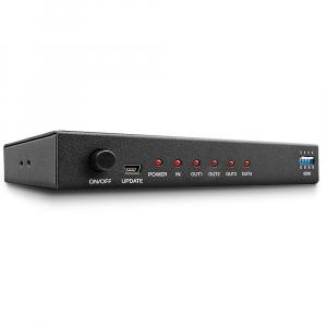 HDMI splitter,1 sisse/ 4 välja, 4K2K@30Hz