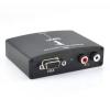 Konverter VGA + Audio (2xRCA) > HDMI 1080p