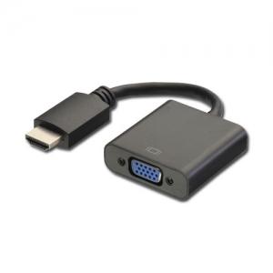 Konverter HDMI - VGA 1080p/ 1920x1200 0.15m