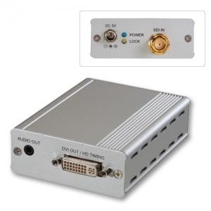 Konverter 3G SDI - DVI-D