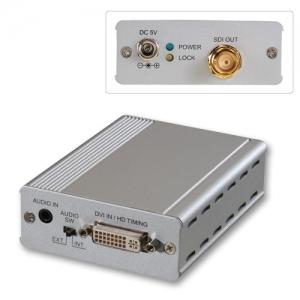 Konverter DVI-D > 3G SDI