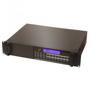 Modulaarne matrix switchi korpus, 8 sisse/ 8 välja, 4K HDMI, DVI, VGA, CAT6 HDBaseT