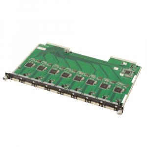 Modulaarne AV matrix plaat: 8porti DVI-D Single Link, 1920 x 1200@60Hz