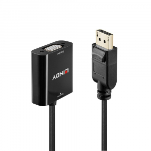 Konverter DisplayPort (M) - VGA (F) 0.15m (DP 1.1)