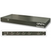 DisplayPort splitter 1:4, DisplayPort v1.1a ja HDCP v1.3 tugi, kuni 1600p tugi