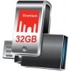 Mälupulk 32GB USB 3.0/ Micro-A, OTG, metall